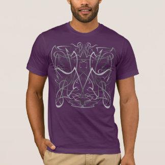 Tribal Pinstripe T-Shirt