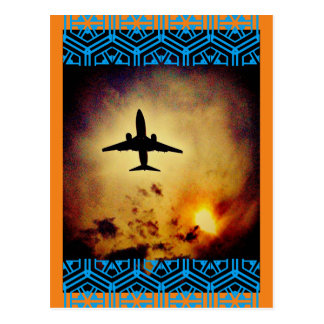 Tribal Postcard