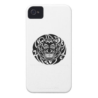 Tribal Protector Case-Mate iPhone 4 Case