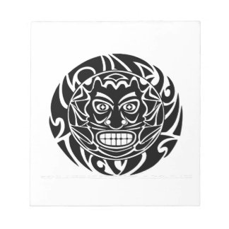 Tribal Protector Notepad