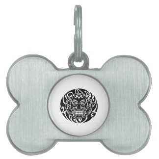 Tribal Protector Pet ID Tag