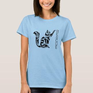 Tribal Rescue Kitty Design T-Shirt