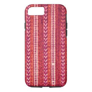 Tribal Rust Red Boho Arrows Rustic Bohemian Gypsy iPhone 7 Case