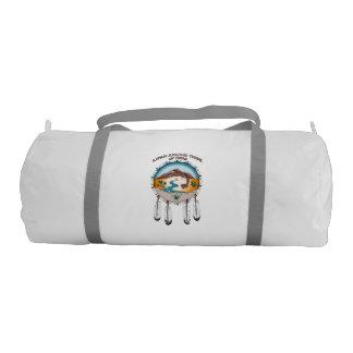 Tribal Shield Gym Duffle Bag