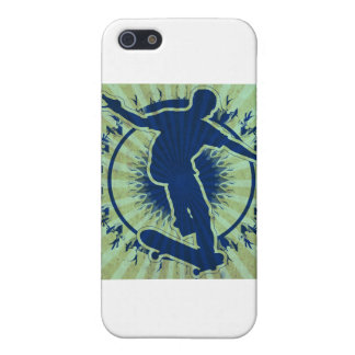 Tribal Skateboarder Covers For iPhone 5