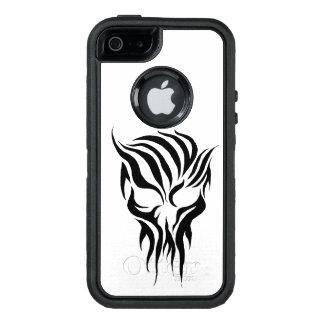 Tribal Skull OtterBox iPhone 5/5s/SE Case