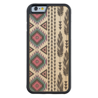 Tribal Spirit Maple Wood iPhone 6 Case