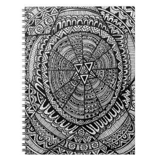 Tribal Star Notebooks