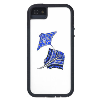 Tribal Stingrays iPhone 5 Case
