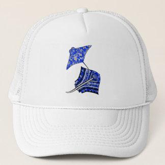 Tribal Stingrays Trucker Hat