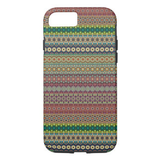 Tribal striped abstract pattern design iPhone 8/7 case