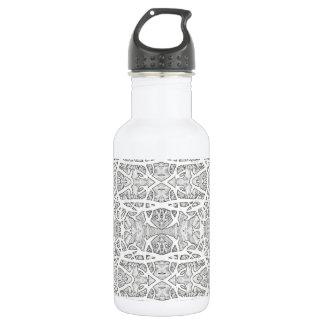 Tribal Style Wter Bottle