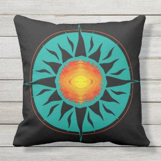Tribal Sun 11 Outdoor Cushion