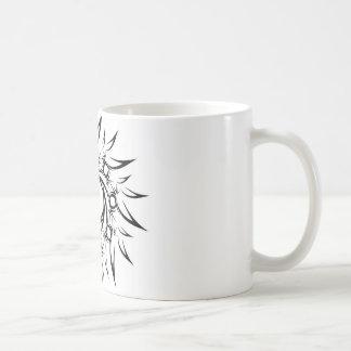 Tribal Sun Basic White Mug