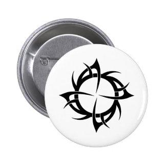 tribal sun buttons