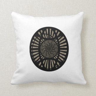 Tribal Sun Throw Pillow