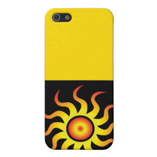Tribal Sun Case For iPhone 5
