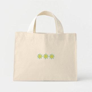 Tribal Sun Mini Tote Bag