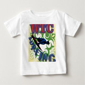 Tribal surfing baby T-Shirt