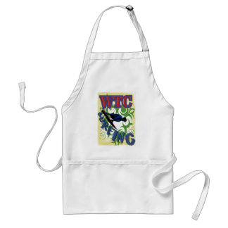 Tribal surfing standard apron