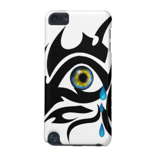 Tribal symbol with iris iPod touch 5G cases