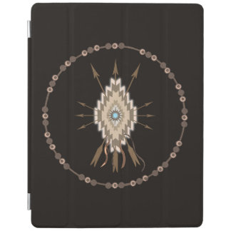 Tribal Symbols Friendship Motif iPad Smartcover iPad Smart Cover