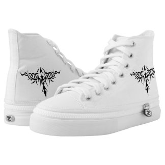 Tribal Tattoo Design SHOES