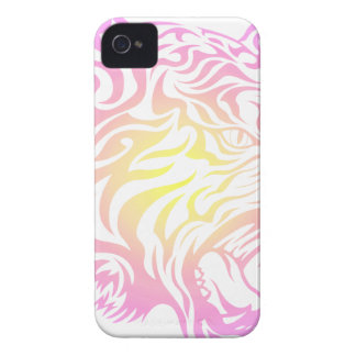 Tribal Tiger iPhone 4 Cover