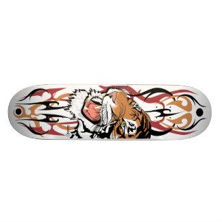 Tribal Tiger Pro Skateboard - 2