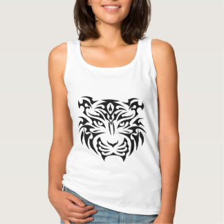 Tribal Tiger Tank Top