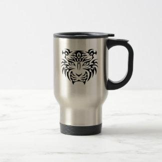 Tribal Tiger Travel Mug