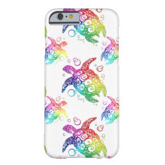 Tribal Turtle Rainbow iPhone 6 Case