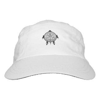 Tribal Turtle Shield Tattoo Hat