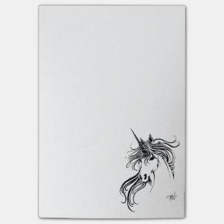 Tribal Unicorn Post-it® Notes