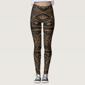 Tribal Vibe Leggings