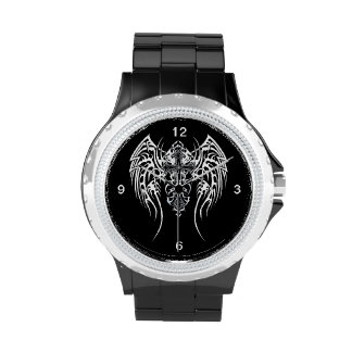 Tribal Wing Cross Watches