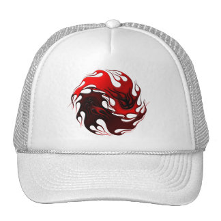 Tribal Yin Yang Products Collection Cap