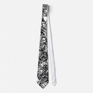 Tribalated Tie