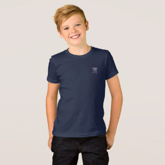 Tribe Benjamin Dark Blue Kids' T-Shirt