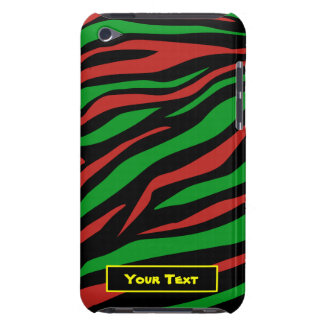 Tribe Called Quest - Red Green iPod Touch Case