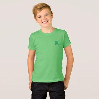 Tribe Ephraim Kids Grass Green T-Shirt