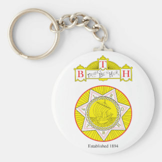TRIBE OF BEN HUR KEY RING