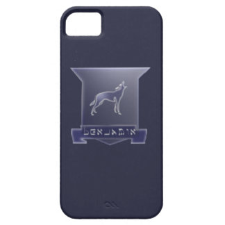 Tribe Of Benjamin Crest iPhone 5/5SE Case
