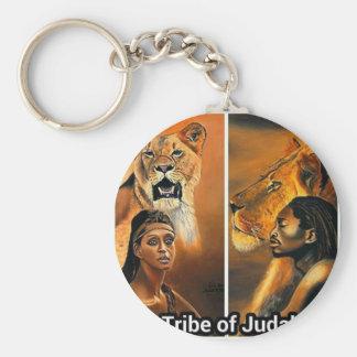 Tribe of Judah Key Ring