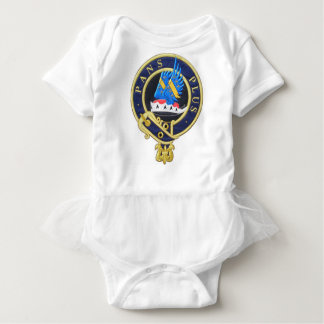 Tribe of Mar Crest Baby Bodysuit