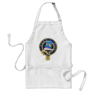 Tribe of Mar Crest Standard Apron