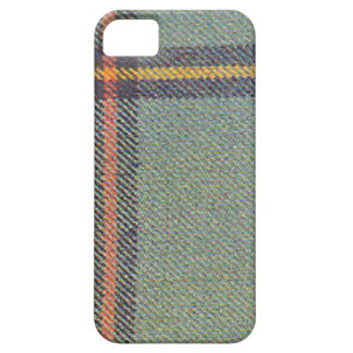 Tribe of Mar/Marr Ancient Tartan Barely There iPhone 5 Case