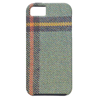 Tribe of Mar/Marr Ancient Tartan iPhone 5 Covers