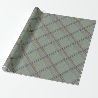 Tribe of Mar/Marr Ancient Tartan Wrapping Paper