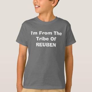 Tribe Of REUBEN Kids' Basic Hanes Tagless T-Shirt